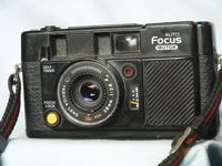 Yashica Auto Focus Motor Point And Shoot Quality 35mm Compact Camera